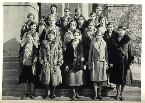 Grammar Grade Group 1931