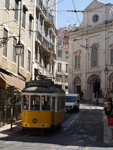 Lisboa - Rua da Conceição