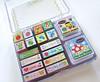 Q-lia    :: Smile Pocket Stamps :: (Warm 'n Fuzzy) Tags: cute mushroom stamps collection kawaii inks qlia smilepocket