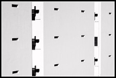 Recoleta's Back (zaqi) Tags: windows blackandwhite bw blancoynegro argentina ventana buenosaires noiretblanc bn minimal finestra recoleta minimalist biancoenero koyaanisqatsi zaqi 123bw aplusphoto szaqii