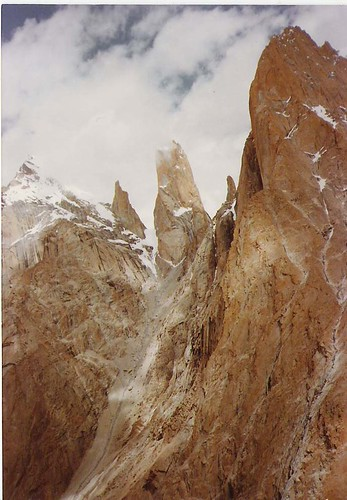 Trango towers - Pakistan