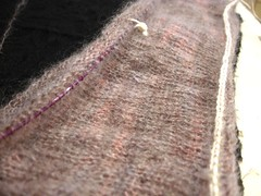 Shoddy 2 (jujuridl) Tags: knitting knit colinette parisienne
