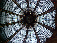 Ocular of Galerie Lafayette. - by Gauis Caecilius