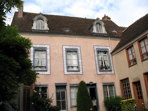 La casa della tante Léonie