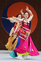 Suwon Korean traditional dance performance suwon south Korean (Derekwin) Tags: color dance korea derek korean southkorea winchester hwaseong suwon hwaseonghaegung derekwin southkoreakorean derekwinchester