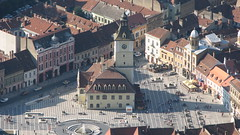 Brasov - The old City Hall ( History Museum in present ) - by bortescristian
