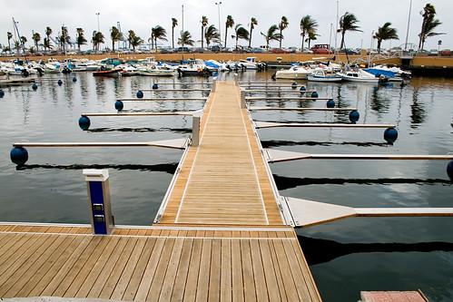 Muelle deportivo 9