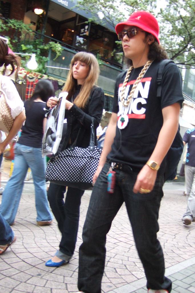 Harajuku 2007. Vintage B-Boy Fashion (CharleyMarley) Tags  africa classic  fashion d72f4749abe