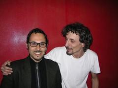 Gigi Piras e Massimiliano Frezzato - photo Goria - click to zoom in