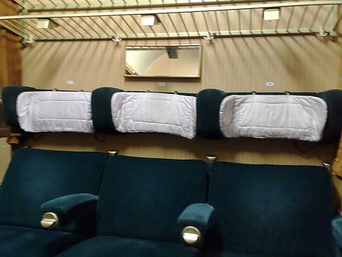 DB erste Klasse Abteil