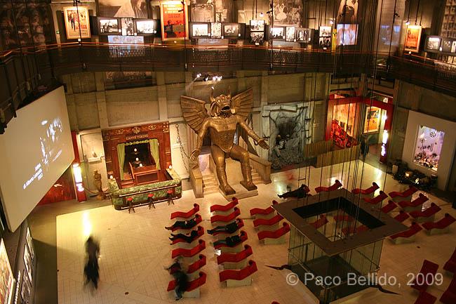 Museo Nazionale del Cinema. © Paco Bellido, 2009