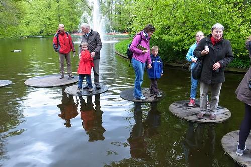 Keukenhof - Walking on Water