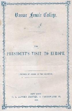 President Jewett's Report