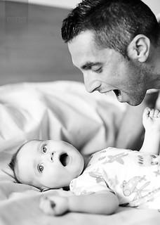 Con papá, todo es más divertido ...