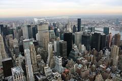 A vista de pajaro (Manhattan, NY) (hubmaster) Tags: newyork manhattan empirestatebuilding nuevayork
