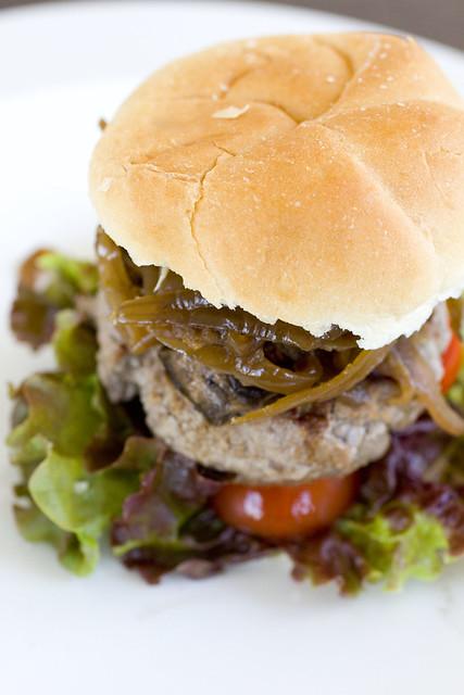 Mini Burger macro