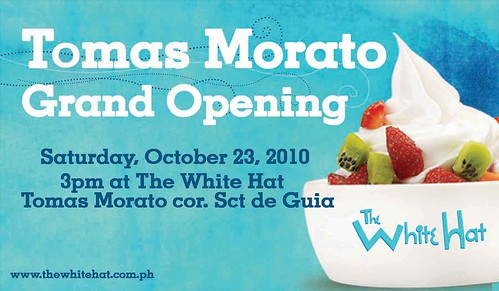 TWH TOMAS MORATO OPENING