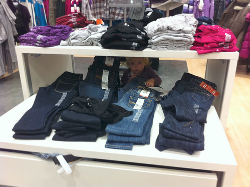 Shopping with Nora: where is she now?