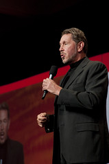 Larry Ellison, Oracle OpenWorld Keynote, JavaOne + Develop 2010 San Francisco