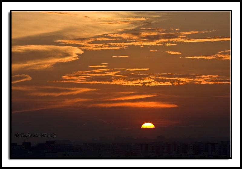 Sunset 19 10 10