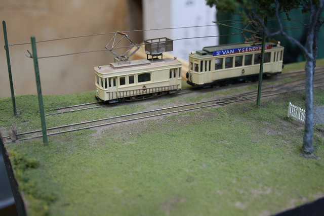 Belgian Country Tramway - 1:100 scale, 9mm gauge