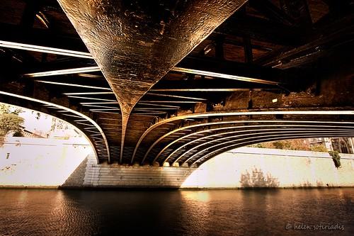 sous le pont au double