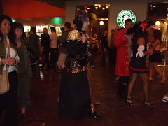 Vegas 2010, Halloween - 3 (demartinyh) Tags: fujif40