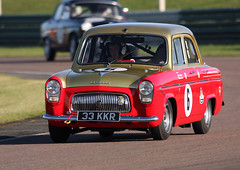 1959 Ford Prefect 107E (roger@deepcar) Tags: 6 ford autoracing motorracing motorsport prefect autosport mallorypark oldiesbutgoodies 107e tophatraceday tophathistoricraceseries