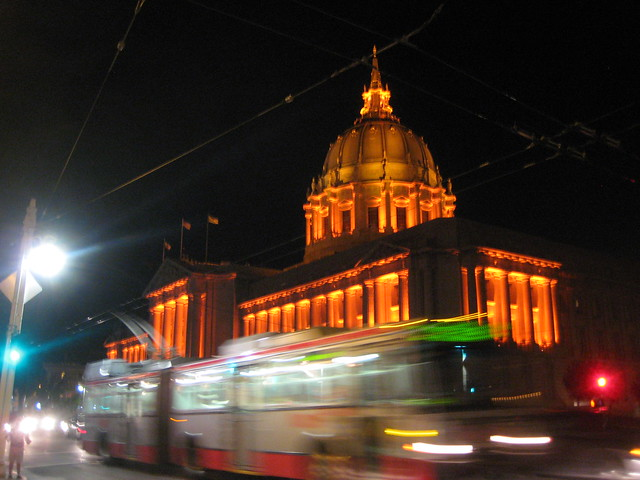 Orange City Hall (w/ MUNI)