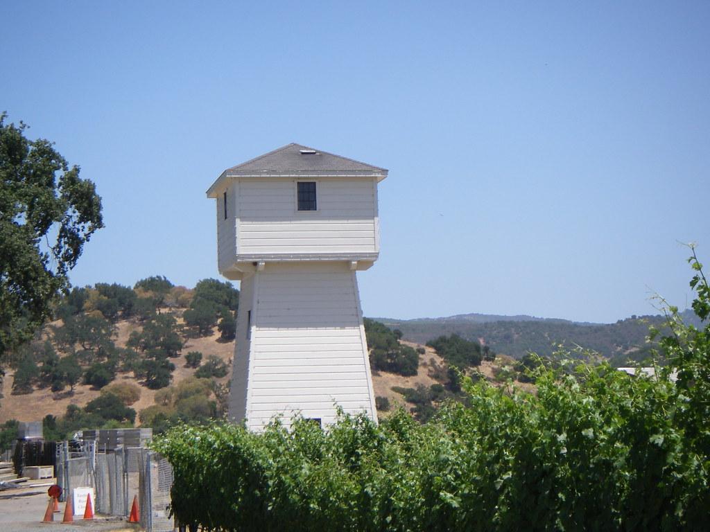Silver Oak landmark