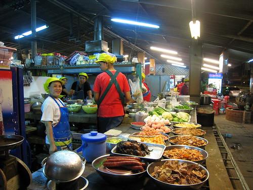 The Kitchen - a streetfood restaurant, basically