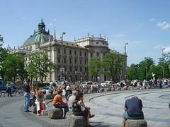 Stadtmitte München (WaterSeven) Tags: munich gemany 慕尼黑 德国