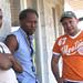 Waddys Jaquez, Gary Reyes y Ramon Herrera (Monchi)