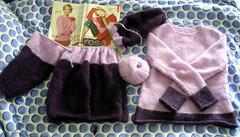 lilamohairretro2006 (EGJ) Tags: sweater knitting purple mohair om sticka allt fonty ombelle handarbete