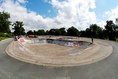 Skatepark de La Roche Sur Yon