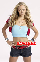 hot Kara is Laura Vandervoort