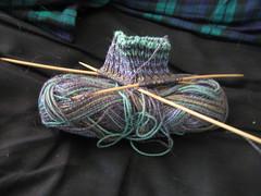 MAN sock #2