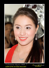Cristine Reyes Autograph Signing FHM1