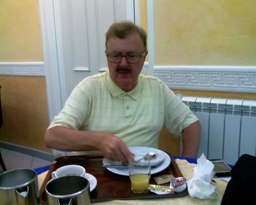 Breakfast at Hotel Milani