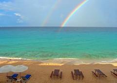 ARCOBALENI  VERI (peo pea) Tags: trip travel sea holiday saint mare anguilla viaggi spiaggia caribe caraibi marteen naturalmente arcobaleni samanna aplusphoto peopea