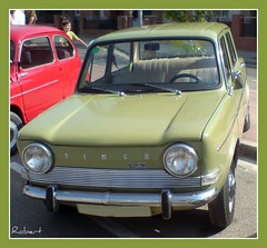 1969 Simca 1000 (.Robert.) Tags: classic 1969 robert car coche 1000 simca clsico simca1000