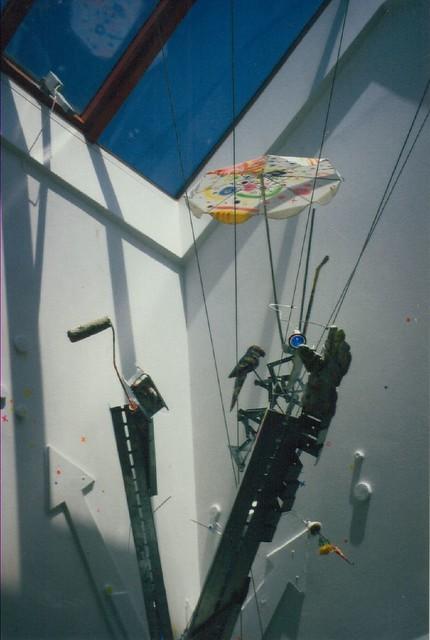 uv licht bau kunst art roeschke dtb_1995_mobile_uv_bunt_himmel by LebensArt Roschke GmbH