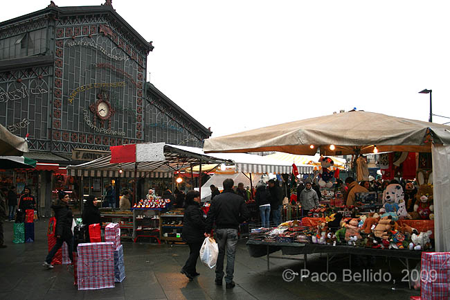 Mercado Central. © Paco Bellido, 2009