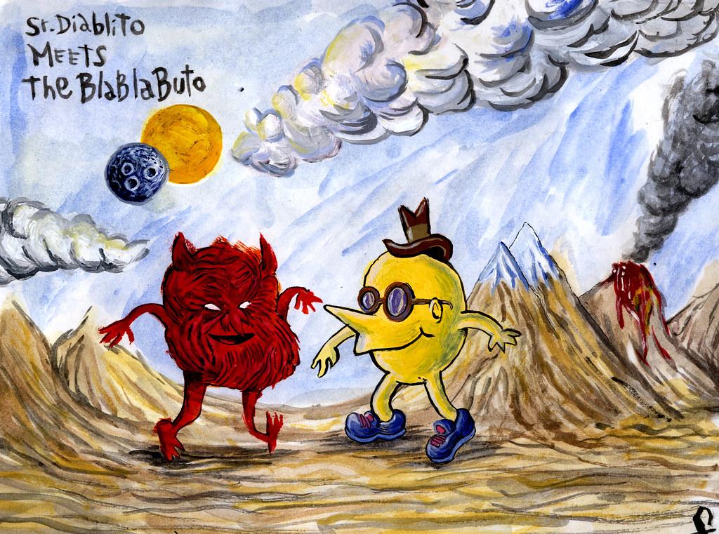 srdiablito meets blablabuto