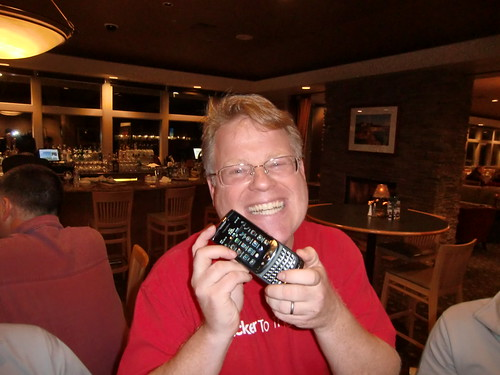 Robert Scoble Loves the Blackberry Torch