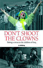 Don't Shoot The Clowns book cover