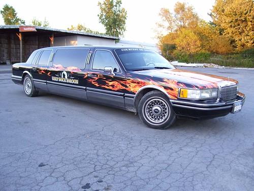 ugly stick limo 1
