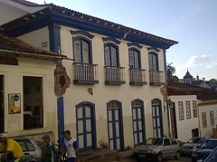 Diamantina, Minas Gerais. Casa do Intendente Câmara (Simone Bessa) Tags: whbrasil