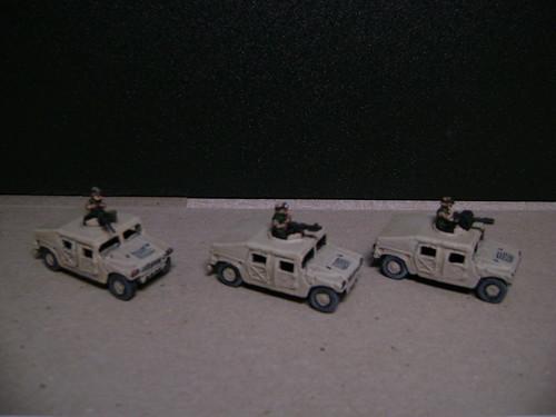 Humvee Gunners 1
