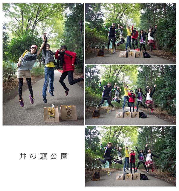 Oct.15 井之頭公園